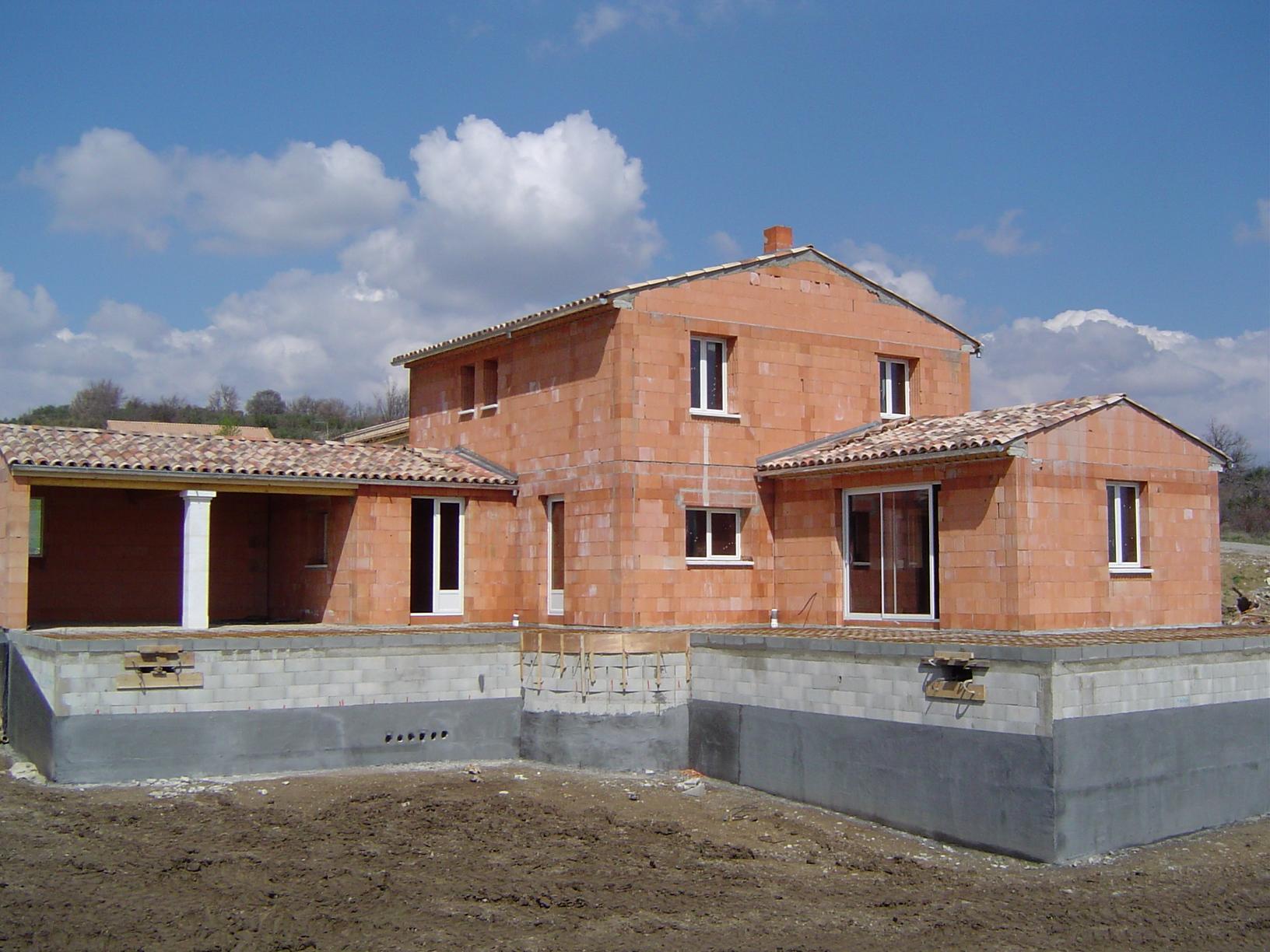 CONSTRUCTION MAISON INDIVIDUELLE CRT FORCALQUIER
