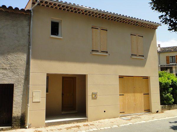 Construction maison individuelle – CRT (26)